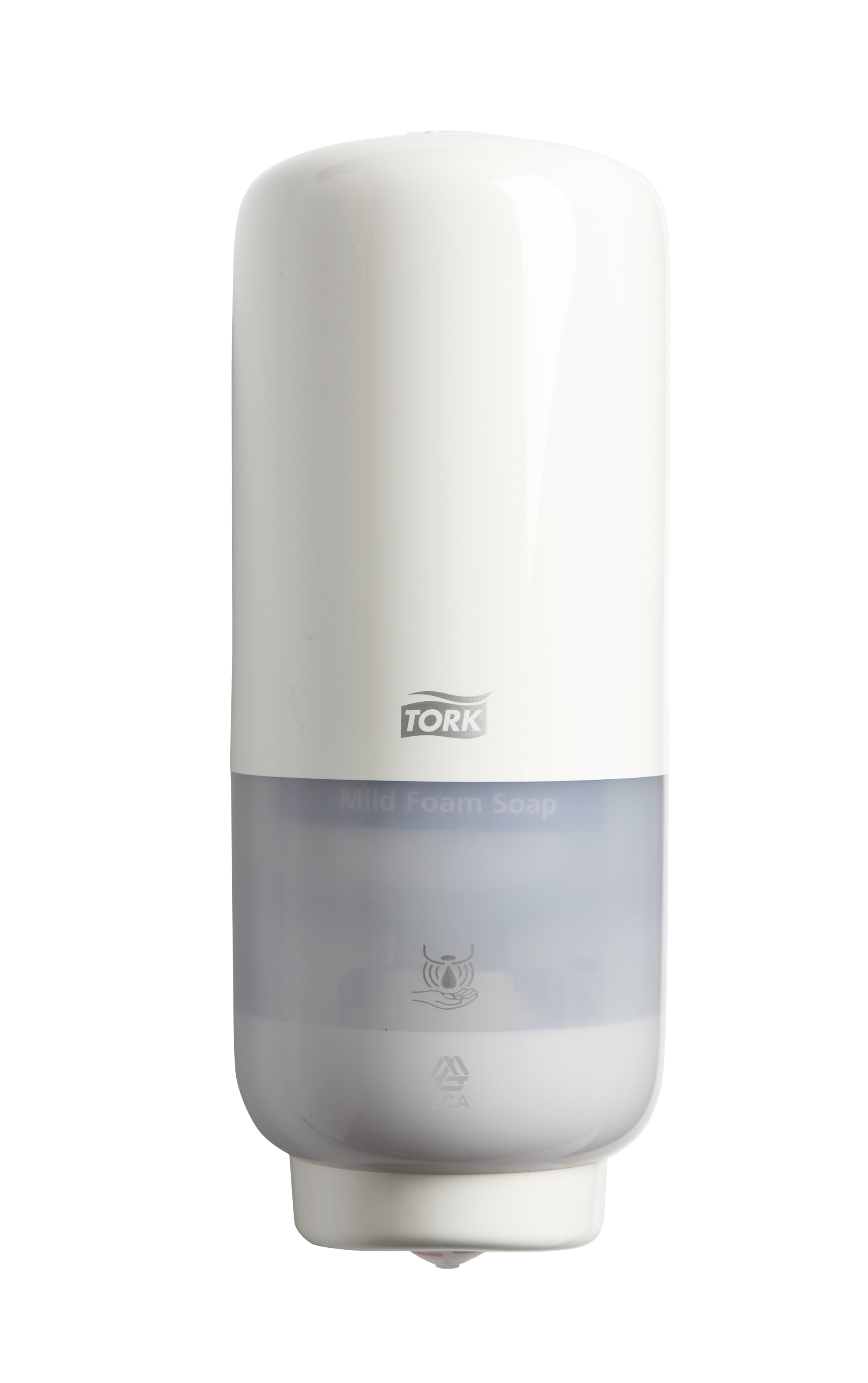 10073286627398 Tork Elevation Foam Soap Automatic Dispenser, White. 4/CS.