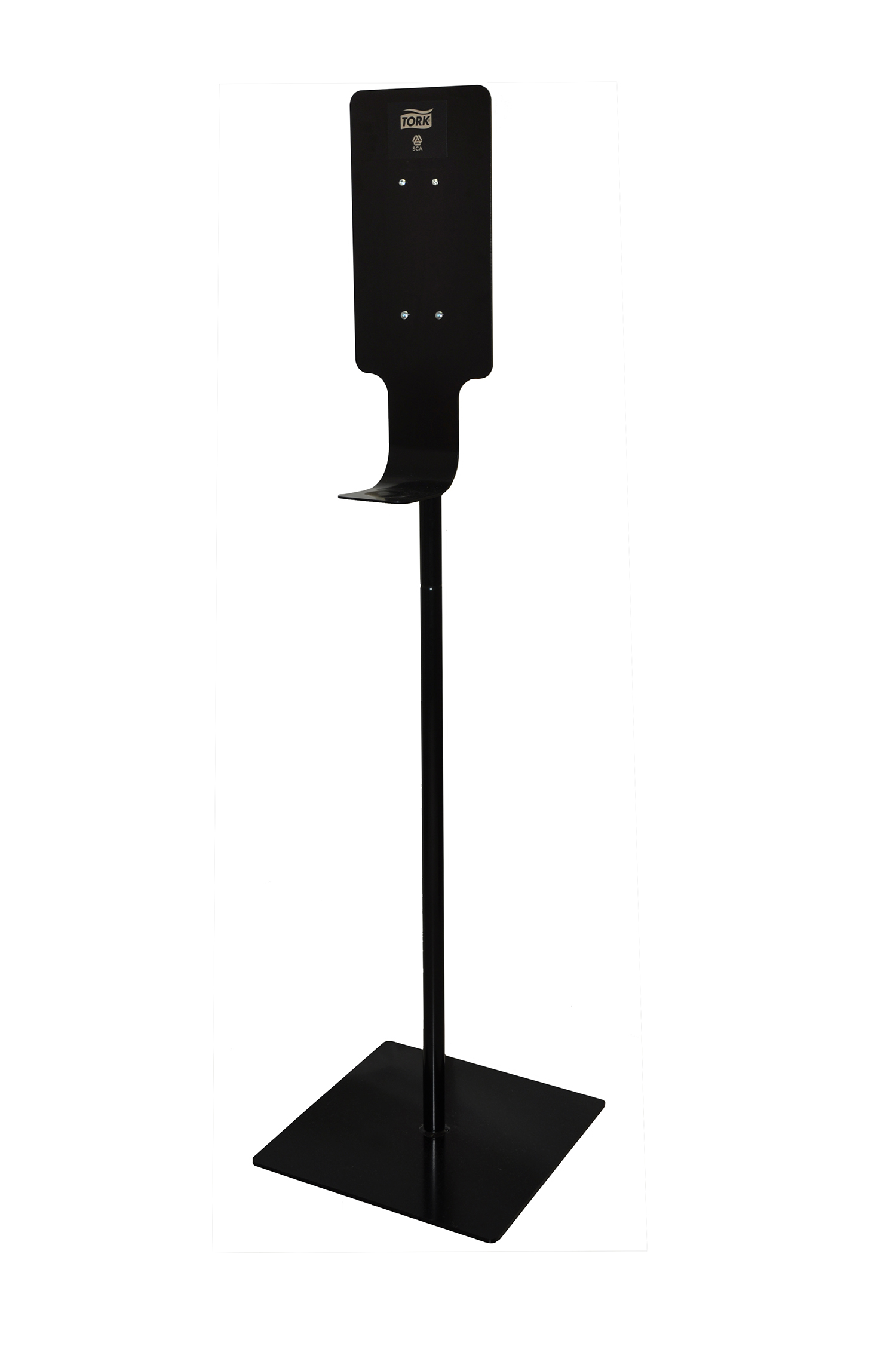 10073286630015 Tork Foam Soap Dispenser Stand, Black. 1/CS