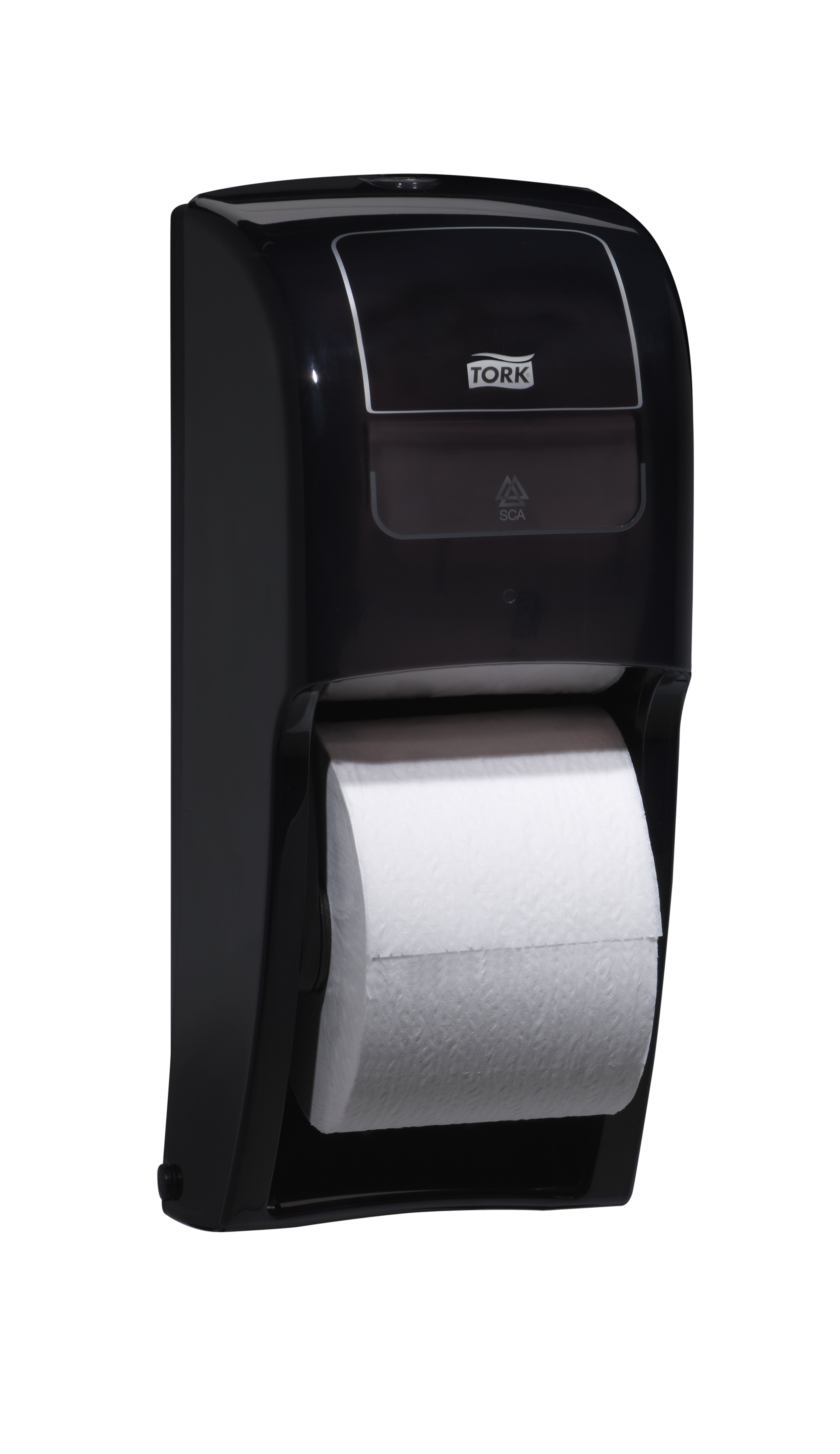 10073286624977 555628 - Tork Elevation High Capacity Bath Tissue Roll Dispenser, Black