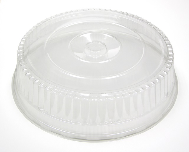 "18"" CATERWARE DOME DEEP/SMOOTH"